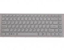 Клавиатура для ноутбука Sony VPC-EG/VPC-EK/VPC-EG1S1R/VPC-EG1S1R/P VPC-EG1S1R/W белая