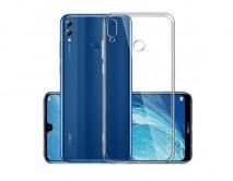 Чехол Honor 10 Lite/P Smart 2019 силикон прозрачный