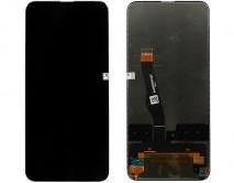 Дисплей Huawei P Smart Z/Honor 9X/Honor 9X Premium/Huawei Y9s/Huawei Y9 Prime (2019) + тачскрин черный
