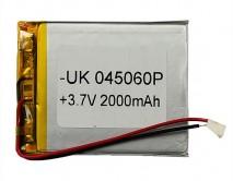 АКБ универсальный 045060P (4*50*60mm, 2000 mAh), для киатйских телефонов