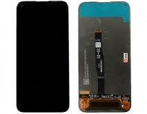 Дисплей Huawei P40 Lite + тачскрин черный