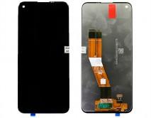 Дисплей Samsung A115F Galaxy A11 + тачскрин черный 1 класс